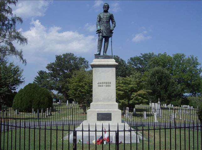Stonewall Jackson U2019s House  U2013 Lexington  Virgina